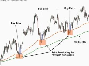 Long term forex trades